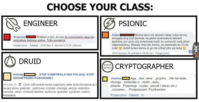 Możesz wybrać tylko jedną