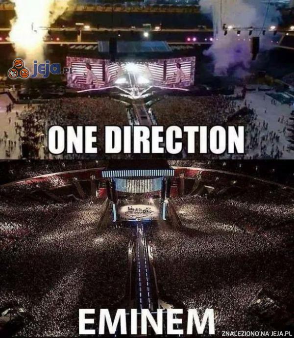 Eminem vs One Direction
