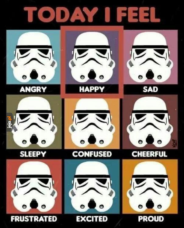 Jakim klonem dzisiaj jesteś?