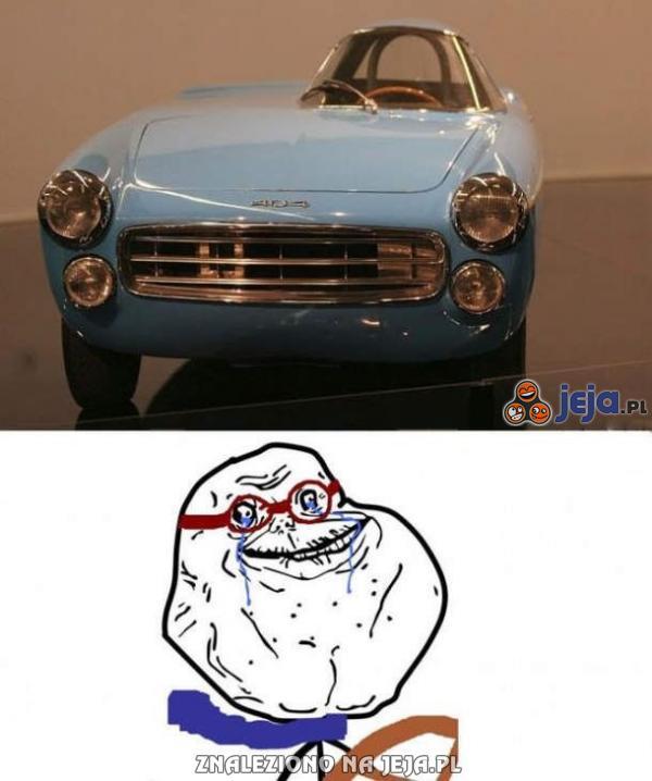 Idealne auto dla samotnika