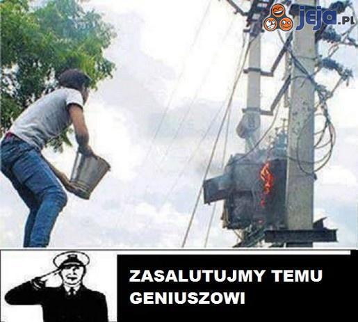 Prawdziwy geniusz