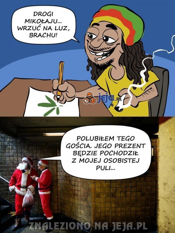 Mikołaj wie najlepiej