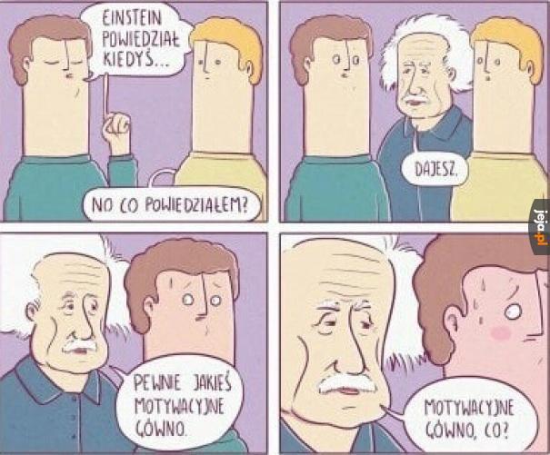 Nie, nie powiedział tego