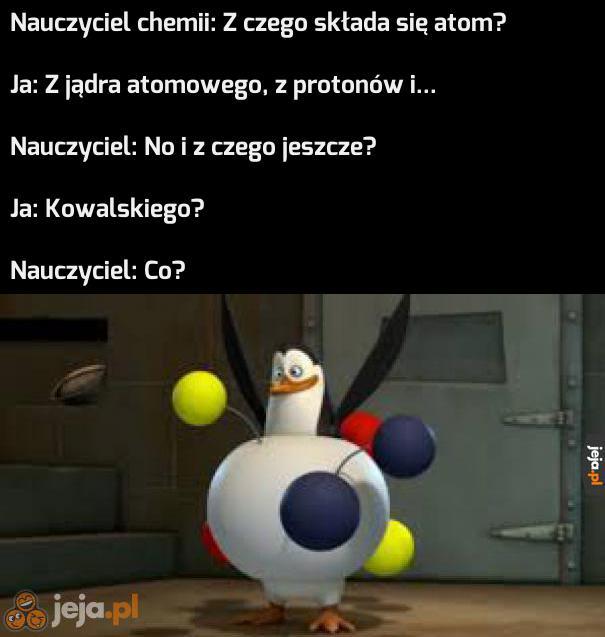 Atomowy Kowalski