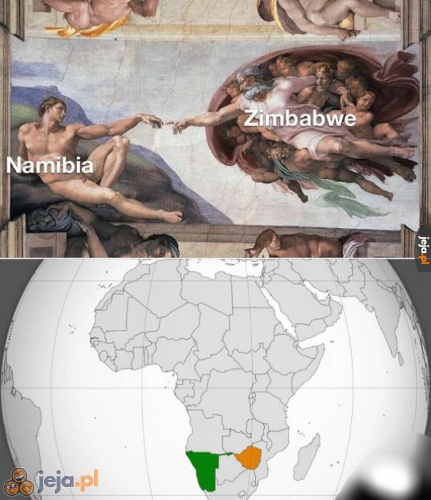 Idealne relacje między dwoma krajami