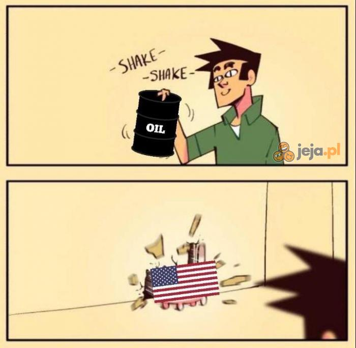 Kto jest dobrą Ameryką?