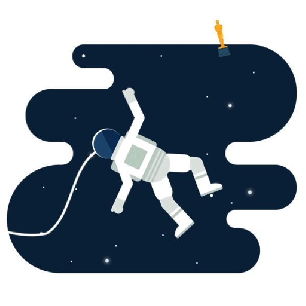 Gdyby Di Caprio był astronautą