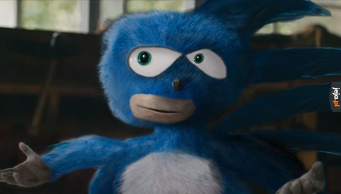 Nowa wersja Sonica, nadal lepsza od tej ze zwiastuna