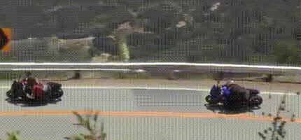 Samowola motocyklu
