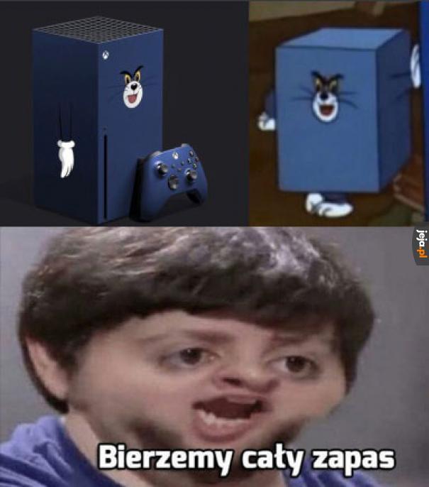 Najpiękniejsza wersja nowego Xboxa