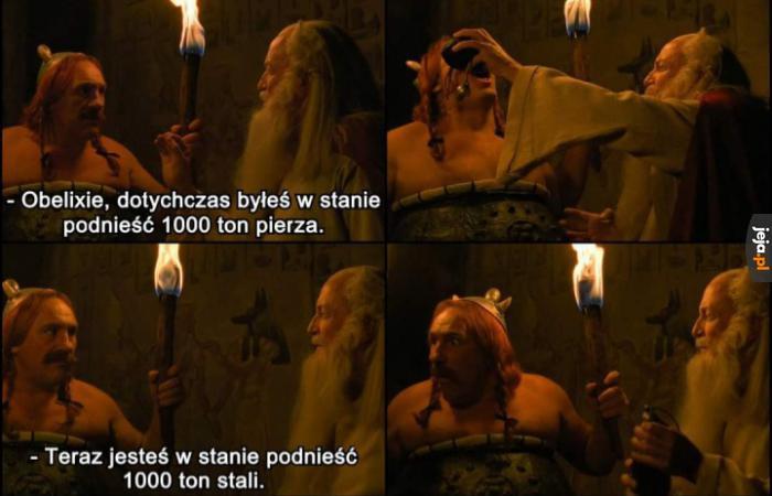Dobry ziomek Gandalf