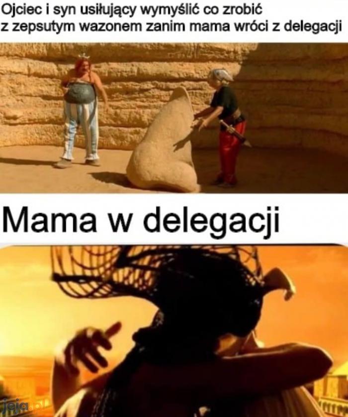 Mamo, ale jak to już nie kochasz taty?!