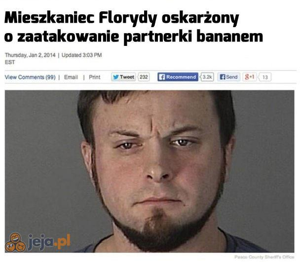 Czy to aby na pewno był banan?