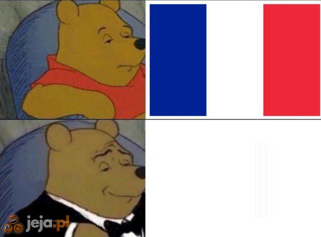 Którą flagę Francji wolisz?