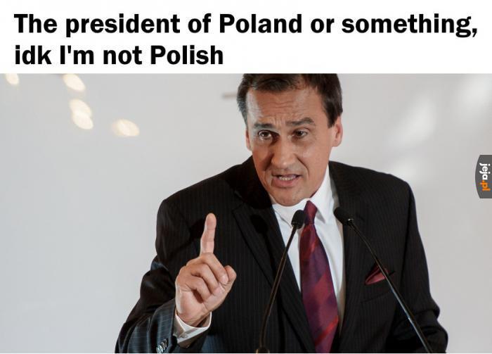 Mój prezydent Mariusz Max Kolonko