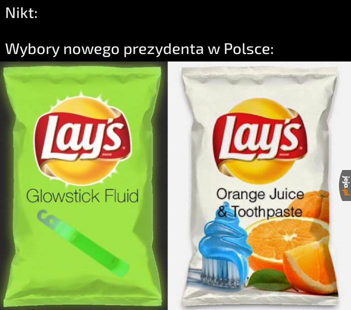 A Ty który smak wybrałeś?