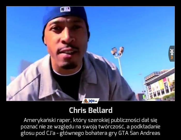 Chris Bellard