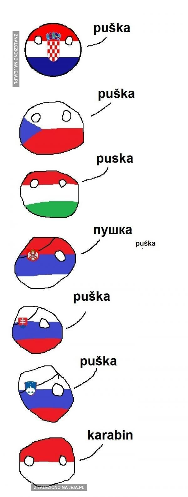 """""""Karabin"""" po słowiańsku"""