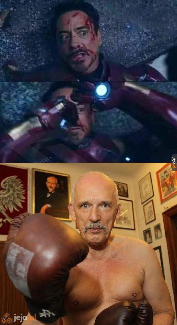 Już wiadomo, kto pokona Thanosa