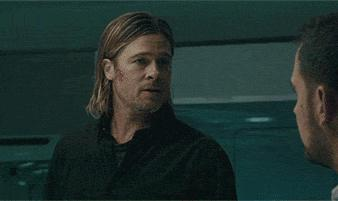 Brad Pitt obniża wymagania