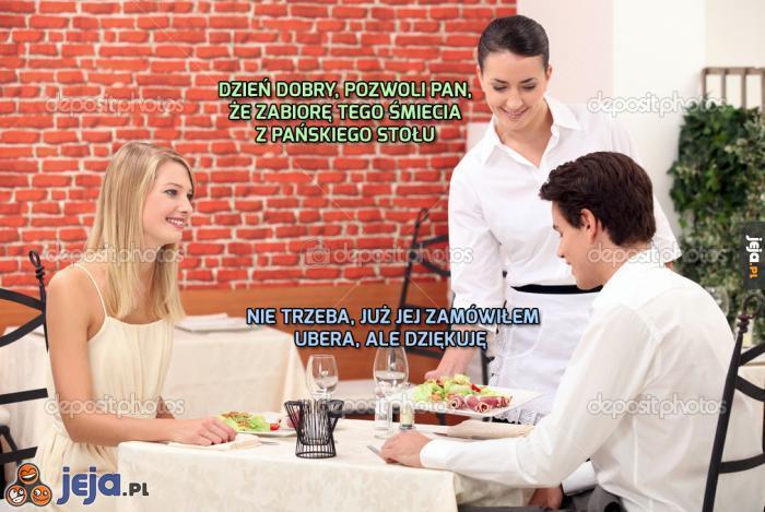 Kulturalna kelnerka
