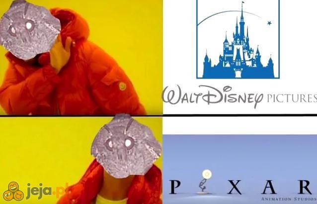 Tylko Pixar