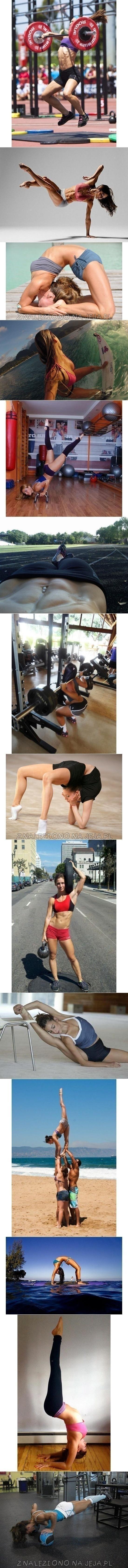 Dziewczyny uprawiajcie sport