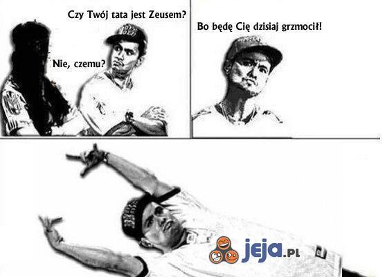Czy Twój tata jest Zeusem?