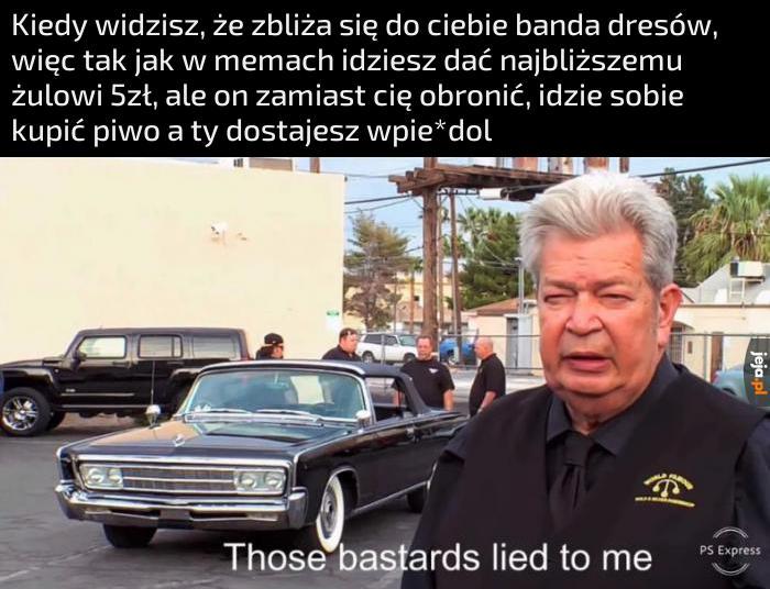 Memy kłamią