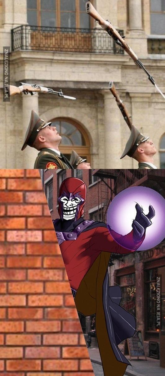 Magneto, no kurde!