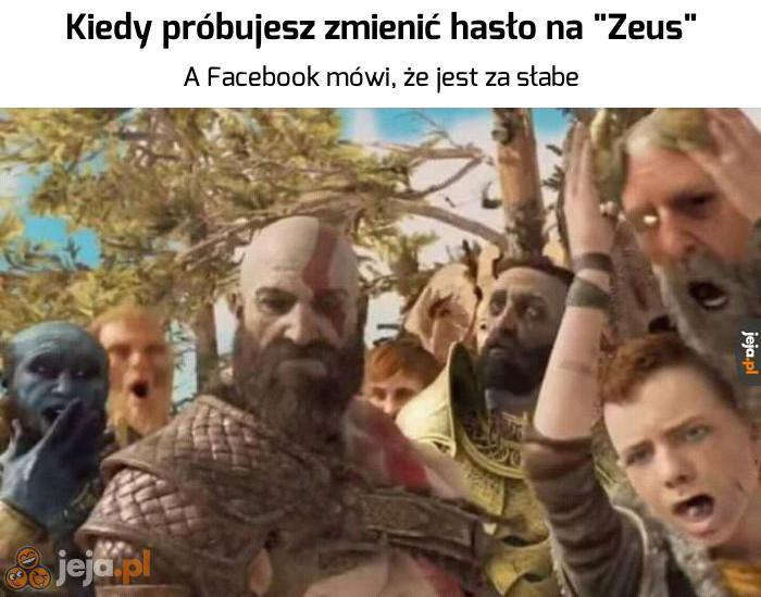 Kratos lubi to