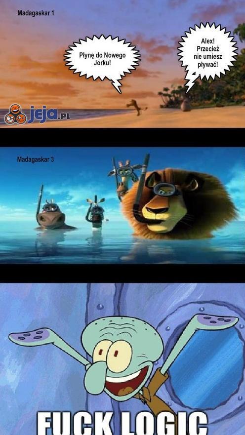 Logika w Madagaskarze