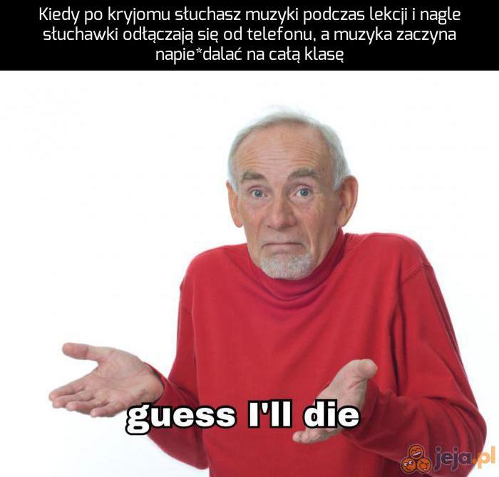 *zawał*