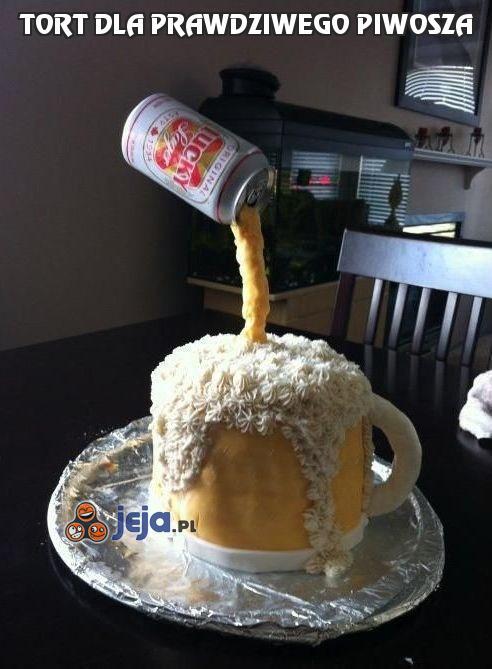 Tort dla prawdziwego piwosza