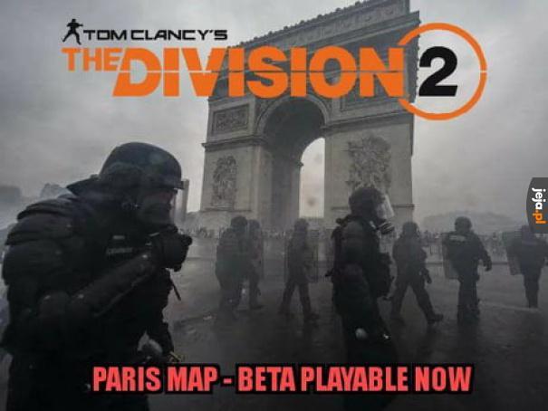 Nowa mapa prezentuje się ekstra!