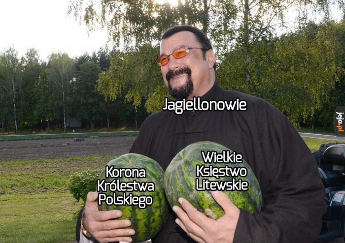 I jeszcze Czechy z Węgrami, ale to okazjonalnie