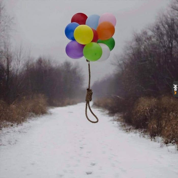 Proszę bardzo, baloniki