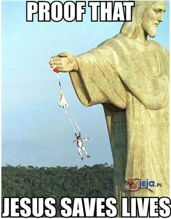 Jezus nas ocali