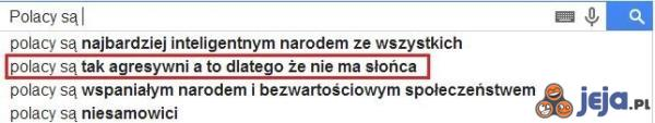Polacy są...
