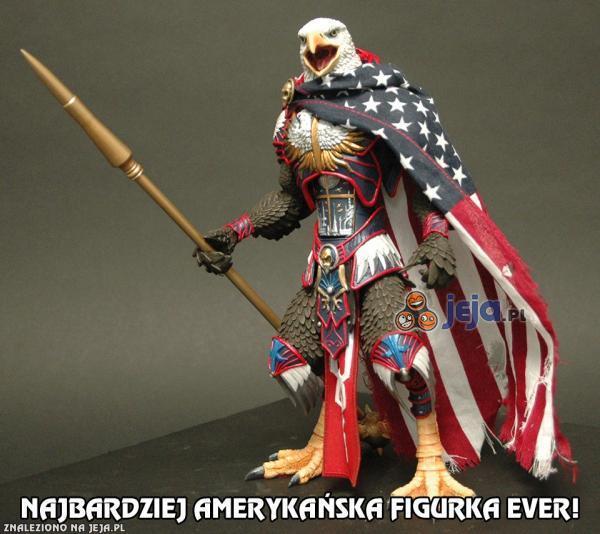 Najbardziej amerykańska figurka ever!