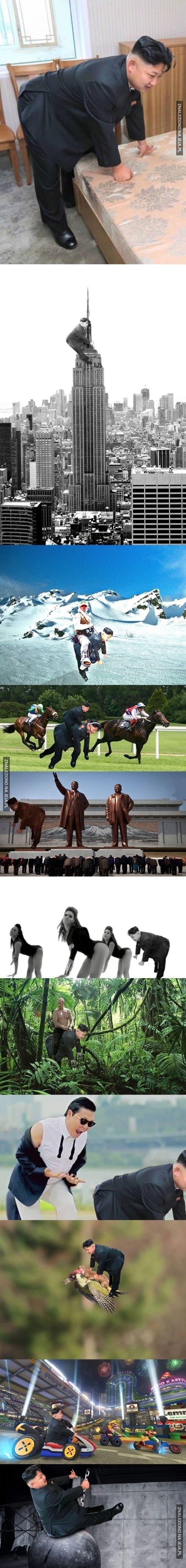 Niesamowite przygody grubego Kima