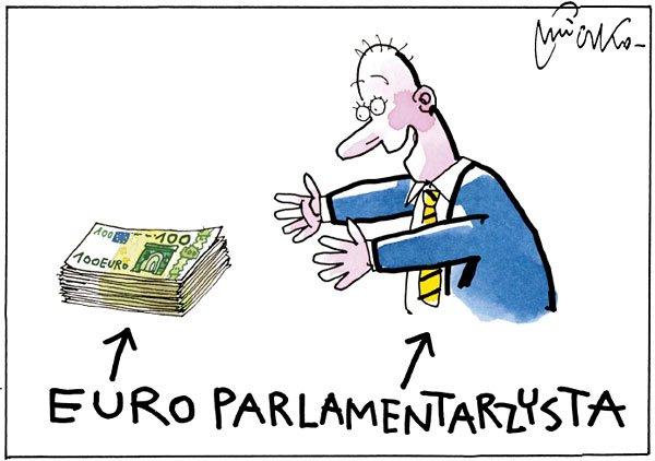 Europarlamentarzysta