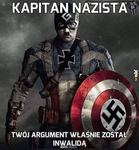 Kapitan Nazista