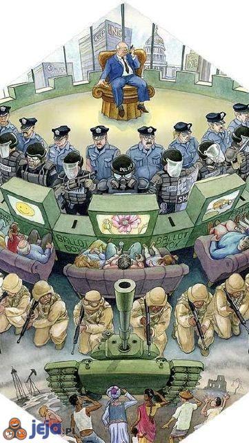 Świat XXI wieku
