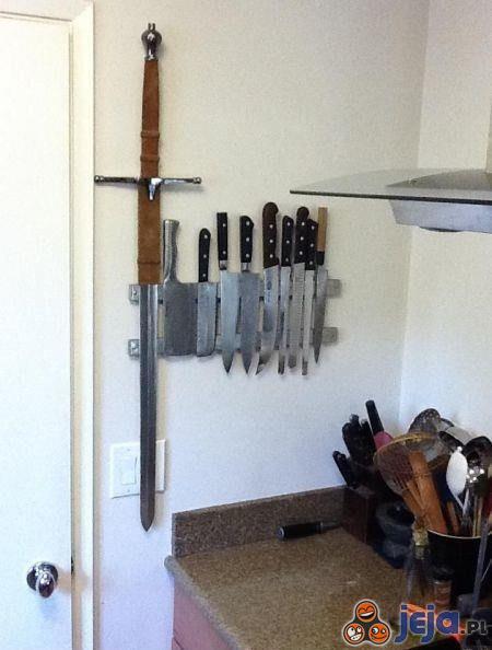 Tymczasem w kuchni...