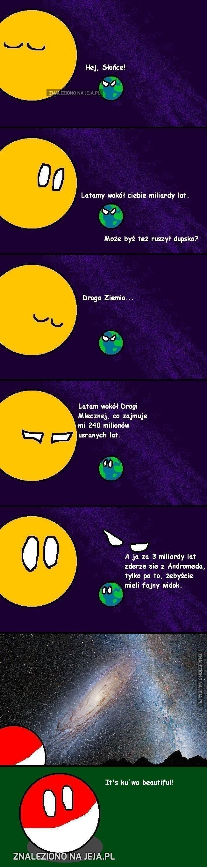 Kłótnia w kosmosie