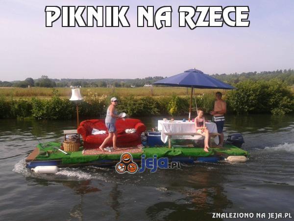 Piknik na rzece
