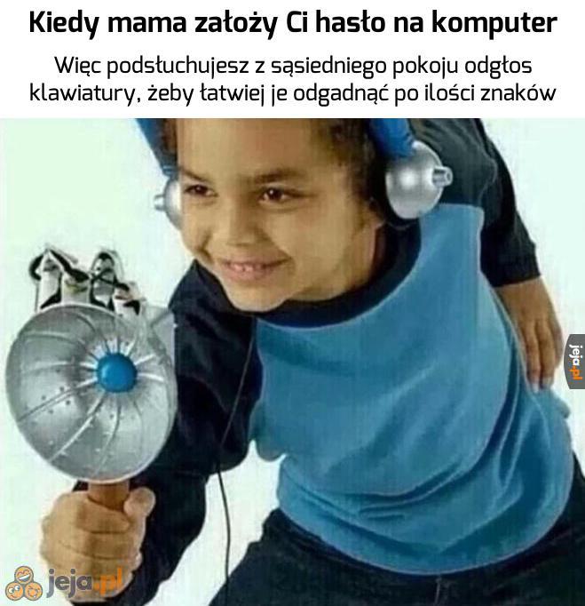 Młody haker
