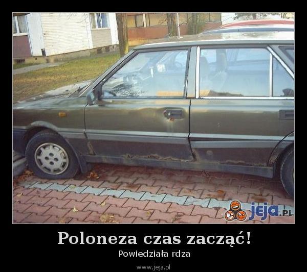Poloneza czas zacząć!