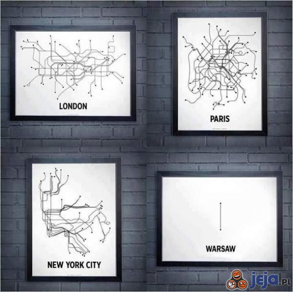 Metro na świecie